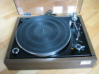 SONY TURNTABLE PS-1100 GOLD BADGE