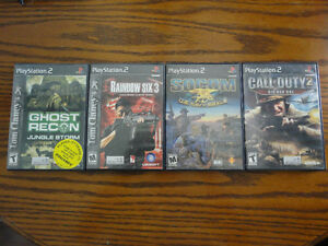 Playstation 2 video Games Cornwall Ontario image 1
