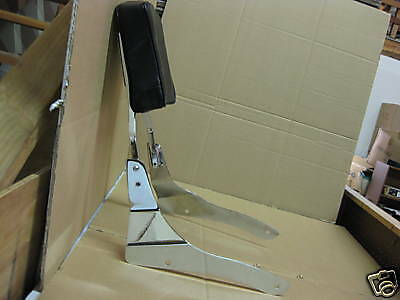 - USED Sissy Bar & Backrest for Honda Shadow Spirit VT750C2 Shaft Drive Models