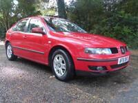 2001/51 SEAT LEON 1.9TDi ( 110bhp ) TDi SE £650