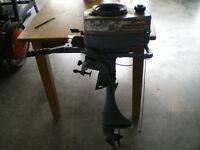 Eska boat motor