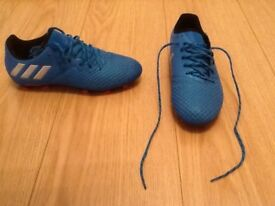 Brand new boys Adidas football boots