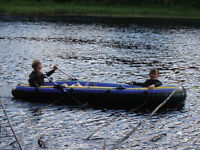 Seahawk - 4 person inflatable boat for sale