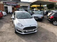 2013 Ford Fiesta 1.0 EcoBoost Zetec Hatchback 5dr Petrol Manual (s/s) (99