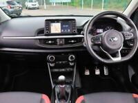 2019 Kia Picanto Kia Picanto 1.25 GT-line S 5dr Hatchback Petrol Manual