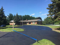 Commercial and Residential Asphalt Sealing and Patching