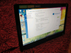 acer aspire zc-606 All-in-One