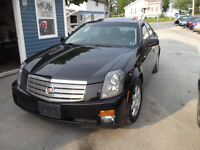 2006 Cadillac CTS FULLY LOADED HEATED LEATHER/ROOF/ LOW KM!!