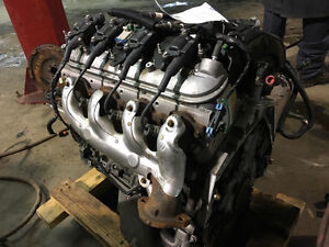 2010 Chevrolet Camaro SS Engine LS3 Corvette Motor LS Swap 425hp