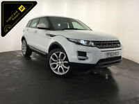 2013 63 RANGE ROVER EVOQUE PURE TECH SD4 4WD 1 OWNER SERVICE HISTORY FINANCE PX