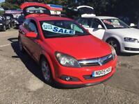 2005 Vauxhall/Opel Astra 1.6i 16v Sport HatchSXi