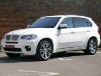 2012 BMW X5 xDrive40d M Sport Auto 4x4 Diesel Automatic