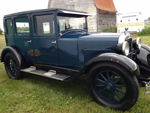 1927 Essex Super Six sedan