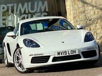 2019 Porsche Cayman 2.0T PDK 300 Semi Auto Coupe Petrol Automatic