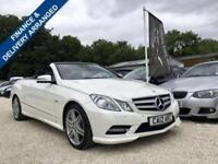 2012 12 MERCEDES-BENZ E CLASS E350 3.0 CDI BLUEEFFICIENCY SPORT AUTO 265 BHP DIE