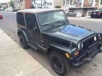 jeep tj edition sahara 2002 4800$