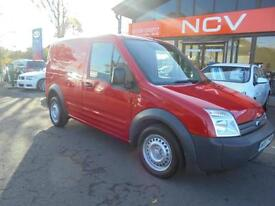 2007 FORD TRANSIT CONNECT Low Roof Van TDCi 75ps NO VAT
