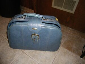 Older Style Suitcases