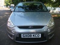 Ford S-MAX 2.0TDCi ( 140ps ) 2008.75MY Zetec 3 MONTHS NATIONWIDE WARRANTY