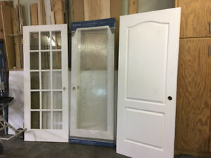 Interior doors and MDF