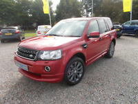 13-63 Land Rover Freelander 2 2.2Sd4 ( 190bhp ) 4X4 Auto Dynamic