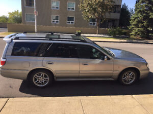 1998 Nissan Stagea RS4-V, AWD, Low Kms! winter tires