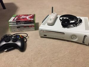 Xbox 360 Console and Games for Sale