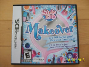 Style Lab Makeover for Sale (DS Game)