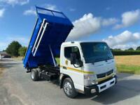Mitsubishi Fuso tipper 7c15 DIESEL SEMIAUTOMATIC 2015/15