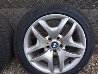 BMW M SPORT alloys brand new tyres