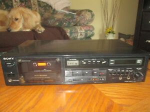 Sony Cassette Player