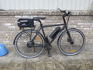 Ideal commuting e-bike