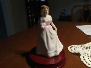 """Royal doulton 5.5"""" figurine 'Special gift' HN 4118"""