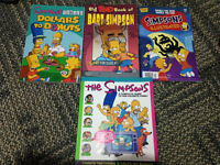The Simpsons Books and Comics