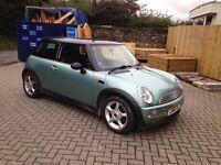 2001 Mini Cooper!!!