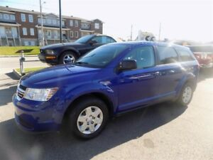 Dodge Journey Canada Value Pkg 2012