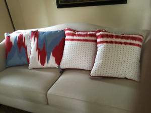 New Outdoor cushions by Gluckstein