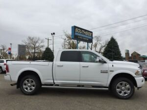 2015 Ram 2500 Longhorn  CREW 4X4 w/ SUNROOF, LEATHER, RAM BOX