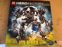 Lego hero factory 7145 BNISB