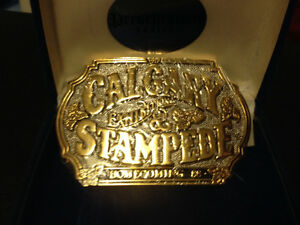 Calgary Stampede Buckle Buy Amp Sell Items Tickets Or
