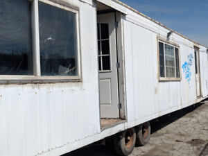 Tired OFFICE TRAILER for Sale