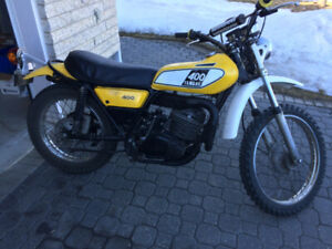 YAMAHA  DT400 for sale