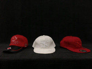Fitted hats lot