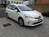 Toyota Prius+ 2013 (63) PRIUS+ 1.8 AUTO HYBRID 7 SEATER DVD/CAMERA BIMTA VERIFIE