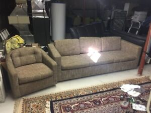 Sofas, Loveseat, and Occasional Club Chair
