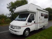Compass Avantgarde 400 4 Berth Rear U Shape Lounge Motorhome For Sale