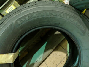 PNEUS P265/65R17 Firestone DESTINATION LE2