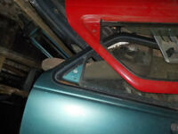 FORD Ranger doors