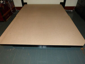 Platform bed, double (SOLD PPU)