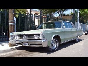 1967 chrysler new Yorker car parting out